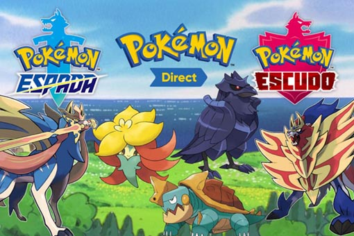 Pokémon Espada y Escudo: tendrá 18 gimnasios nuevos y una gran experiencia de juego