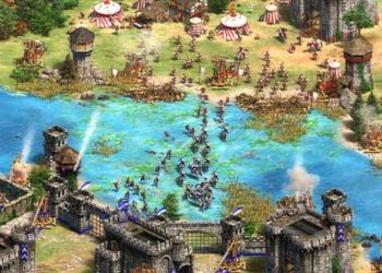Age of Empires 4 mostró su primer gameplay en el X019