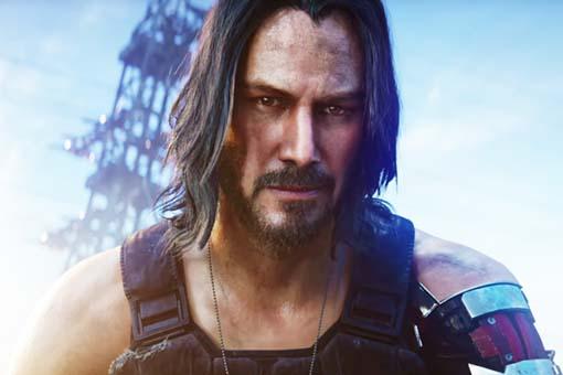 Cyberpunk 2077: Keanu Reeves dobló su tiempo en pantalla