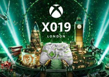 Microsoft mostrará 24 gameplays exclusivos para Xbox One y PC en el X019