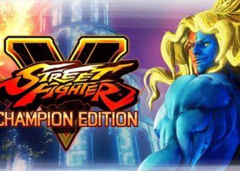 Street Fighter 5: Champion Edition tendrá el regreso de Gill y nuevas habilidades