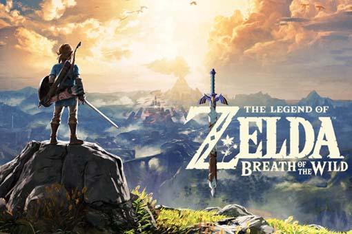 The Legend of Zelda: Breath of the Wild. Su secuela estaría planeada para 2020