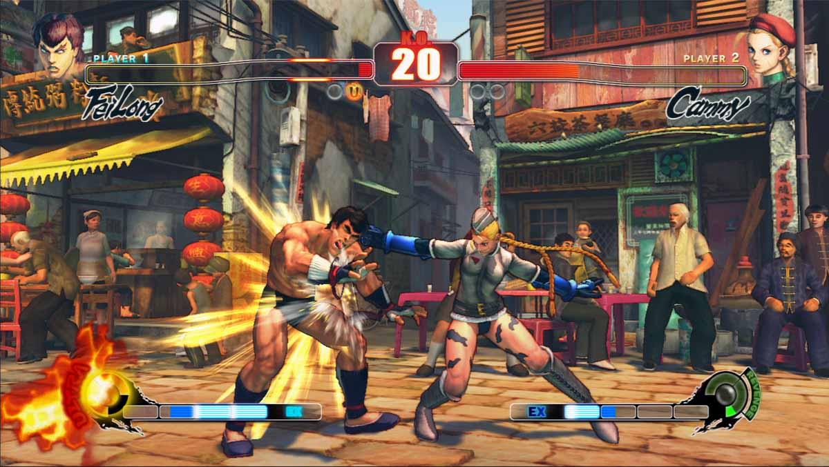 Rumor: Street Fighter VI podría lanzarse en 2021