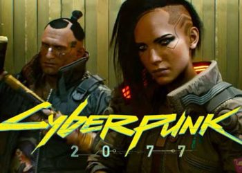 Cyberpunk 2077 reveló parte de su mapa en un libro oficial