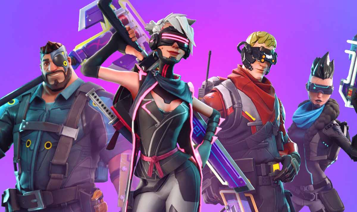 Fortnite añade multijugador a pantalla partida en Xbox One y PS4