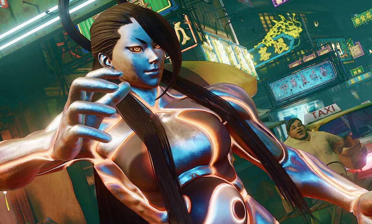 Street Fighter V presentó a Seth y mostró la Champion Edition