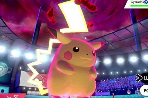 Pokémon Espada y Escudo es el juego más exitoso de la saga en los últimos 20 años
