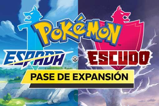 Pokémon Espada y Escudo anunció su pase de expansión con grandes novedades
