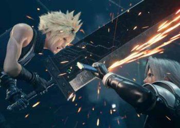 Final Fantasy VII Remake mostró a sus protagonistas en imagen promocional