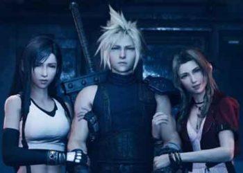 Final Fantasy VII Remake presentó su espectacular escena de introducción