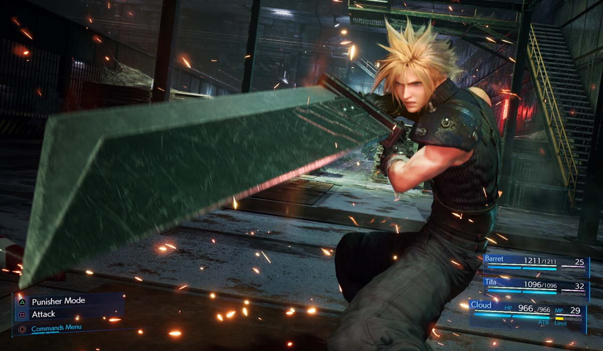 Final Fantasy VII Remake actualiza su exclusividad temporal en PS4