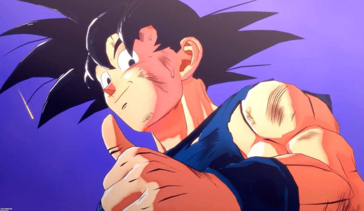 Dragon Ball Z: Kakarot agregará a Super Saiyan God Goku
