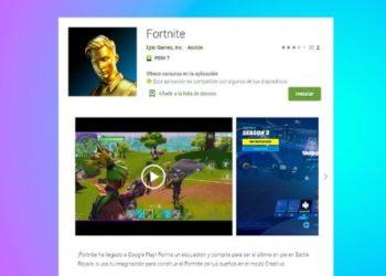 Fortnite llega a Google Play para Android: ¡todo lo que debes saber!