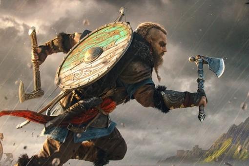 Assassin's Creed Valhalla presentó su primer gameplay en Xbox Series X