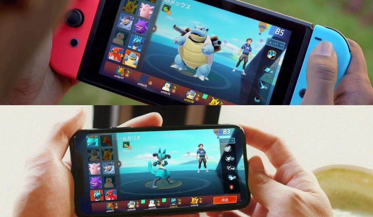 Pokémon Unite: Nuevo juego MOBA gratis para móviles y Nintendo Switch