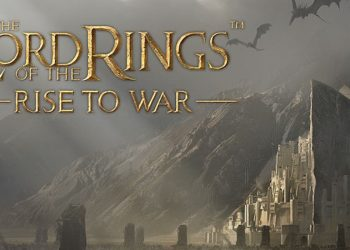 Warner Bros anunció The Lord of the Rings: Rise to War para móviles