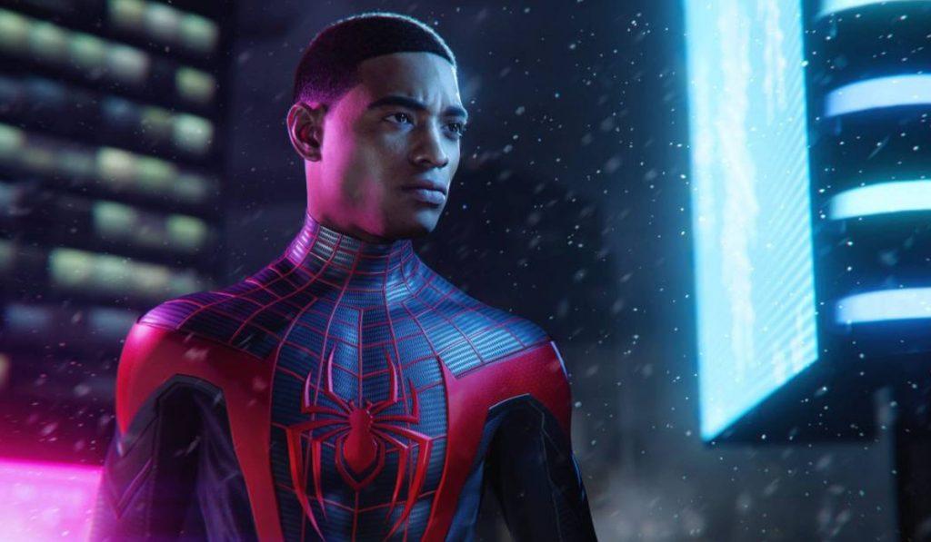 Spider-Man: Miles Morales ocupará más espacio en PS4