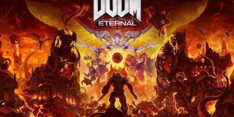 Doom Eternal ya se encuentra disponible en Xbox Game Pass