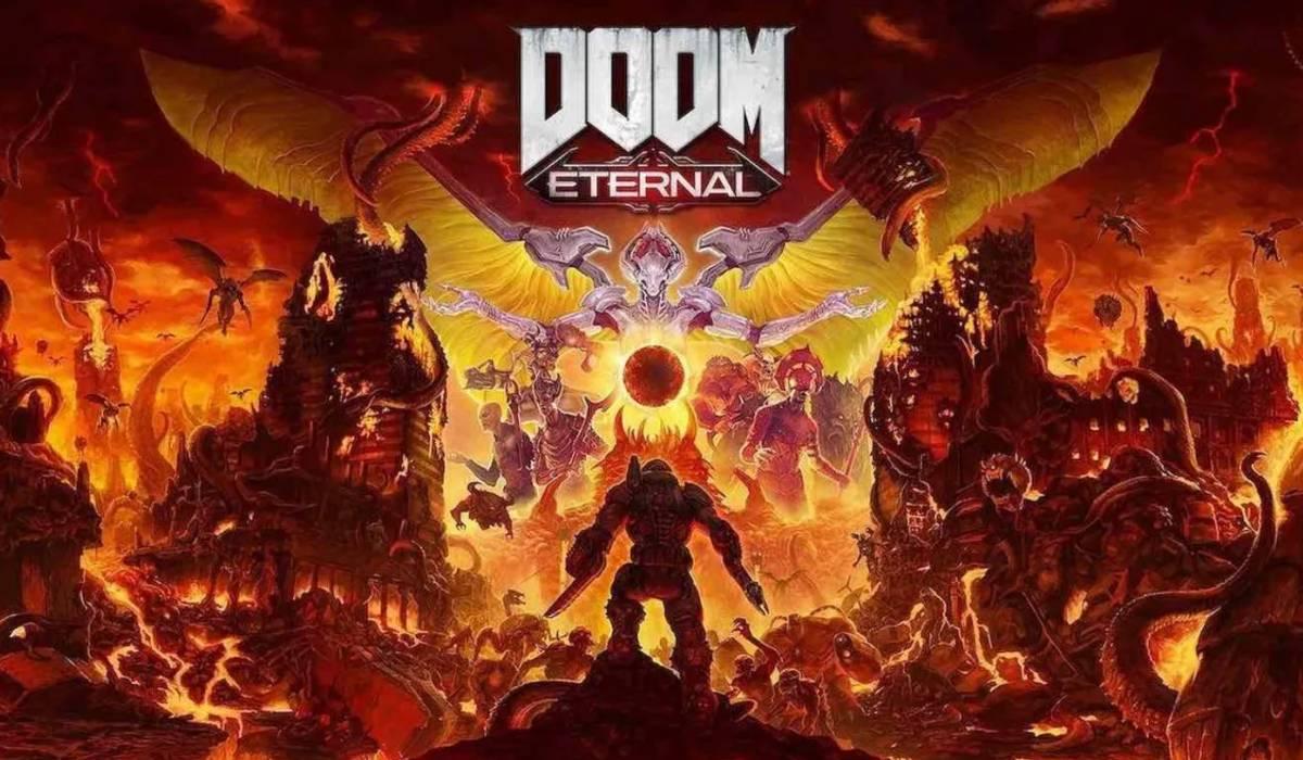 Doom Eternal ya se encuentra disponible en Xbox Game Pass
