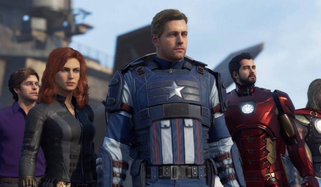 Marvel's Avengers retrasó sus versiones de PS5 y Xbox Series X/S