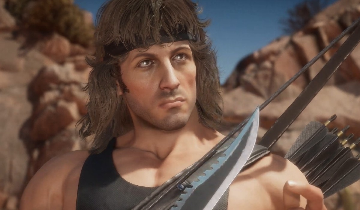 Mortal Kombat 11: El letal y sorprendente estilo de combate de Rambo