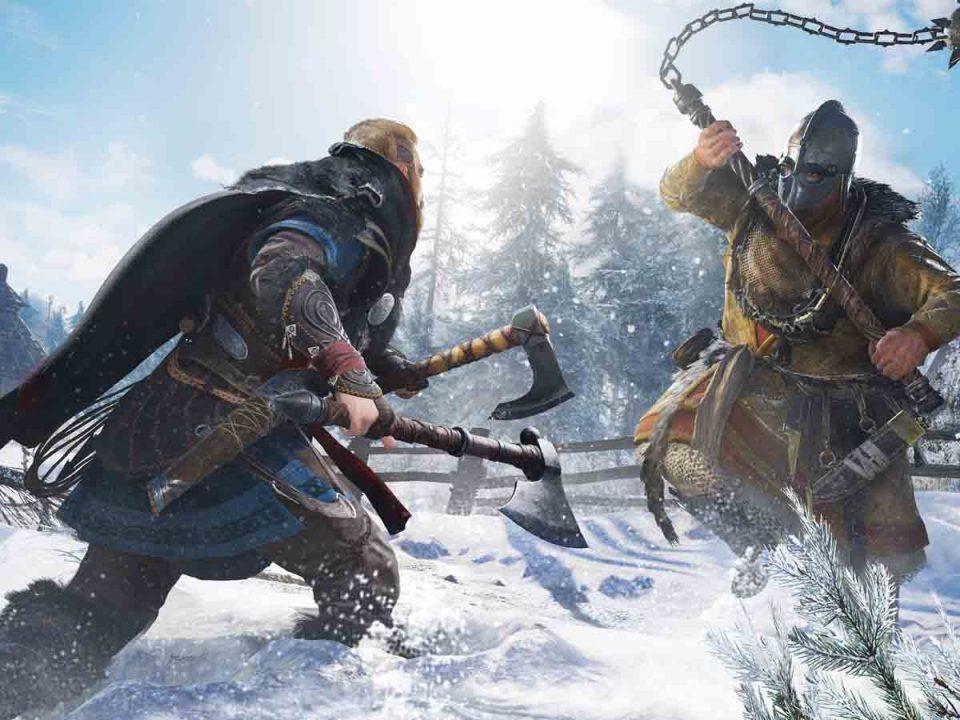 Assassin's Creed Valhalla lanza hoy la nueva actualización 1.0.4