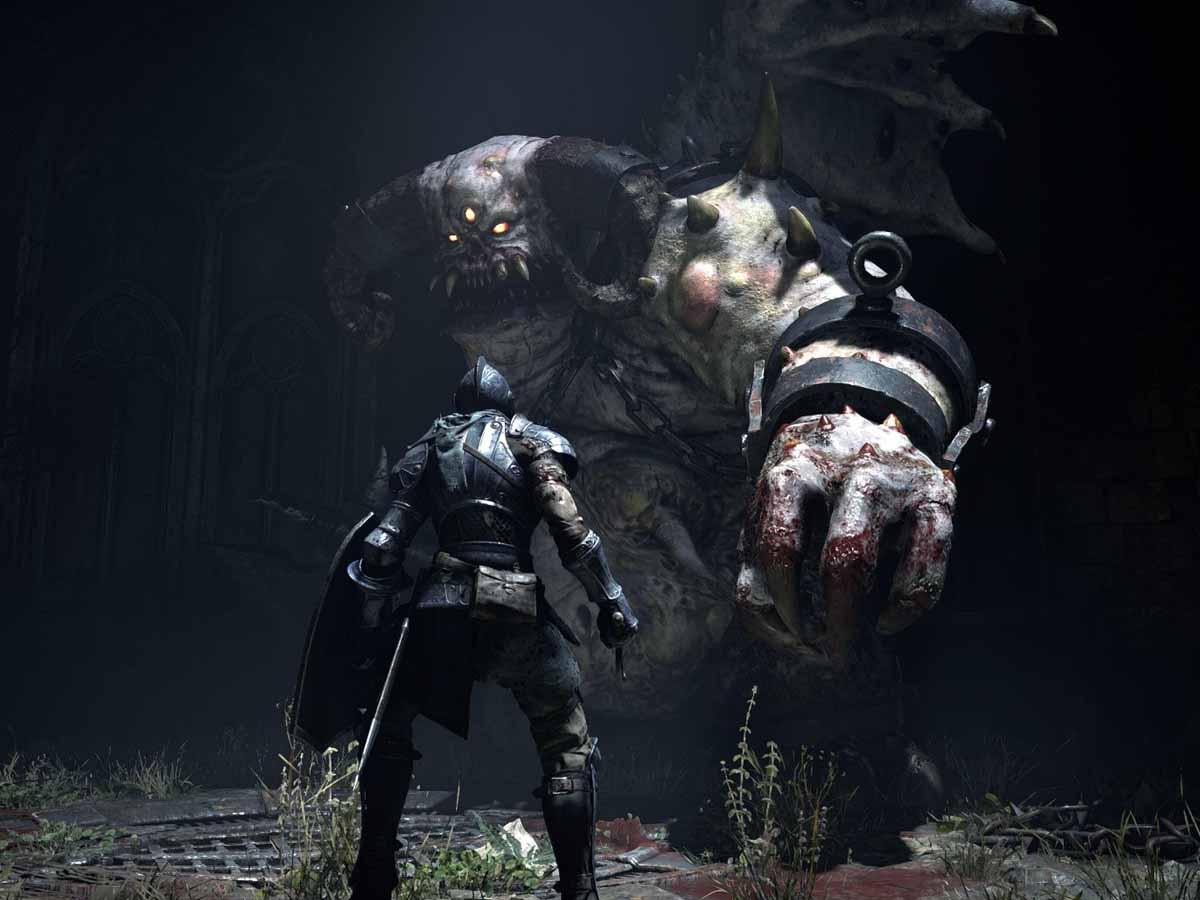 Demon's Souls: ¿Por qué el remake de PS5 no cuenta con Ray Tracing?