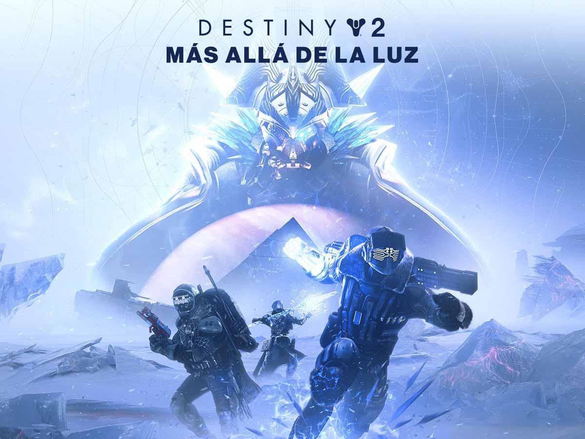 Destiny 2: Más allá de la Luz mantiene nueva incursión a pesar de errores