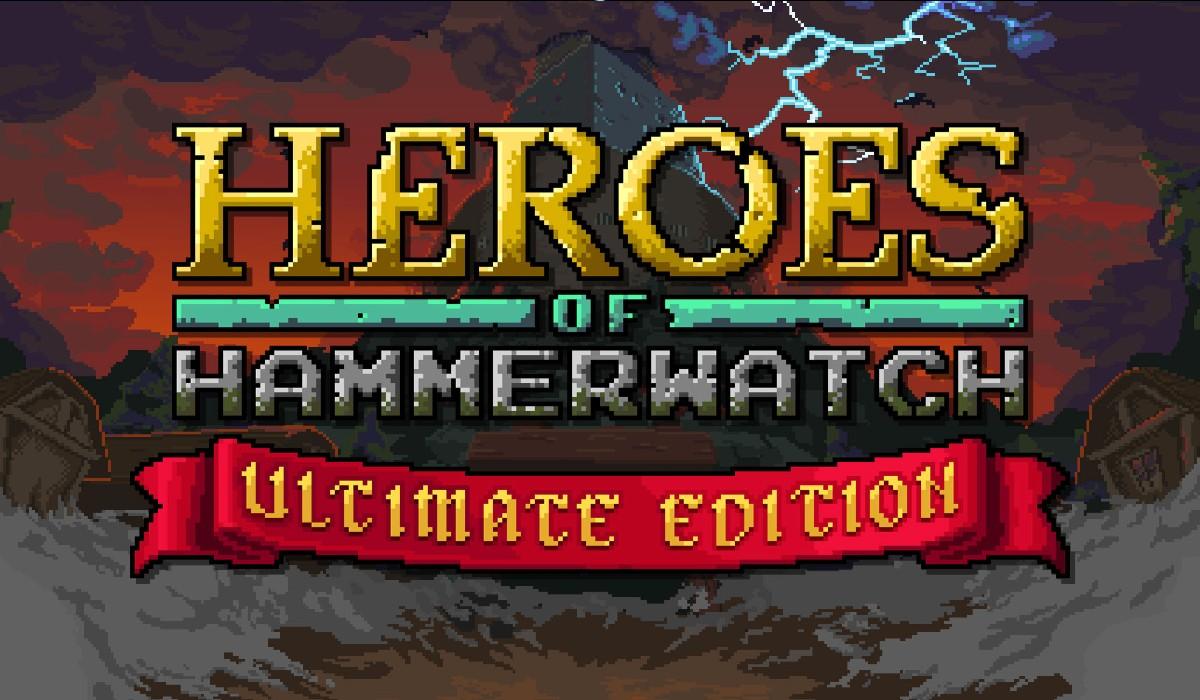 Heroes of Hammerwatch: Ultimate Edition llega en diciembre a PS4