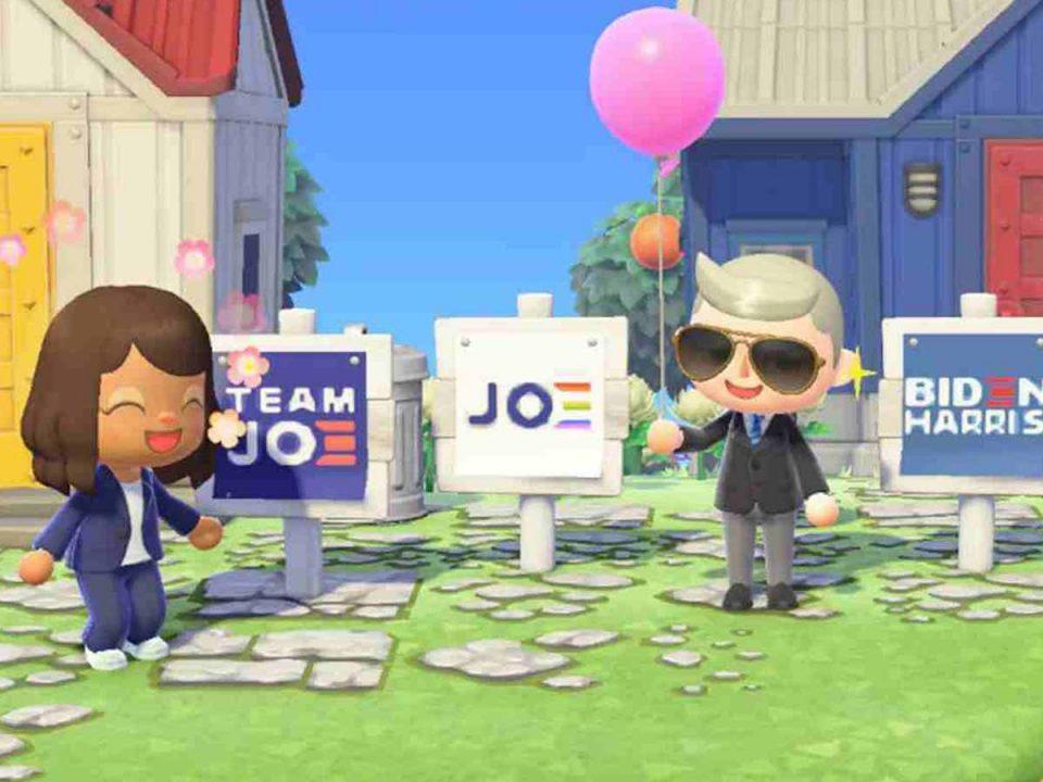 Joe Biden y su larga disputa contra la industria de los videojuegos