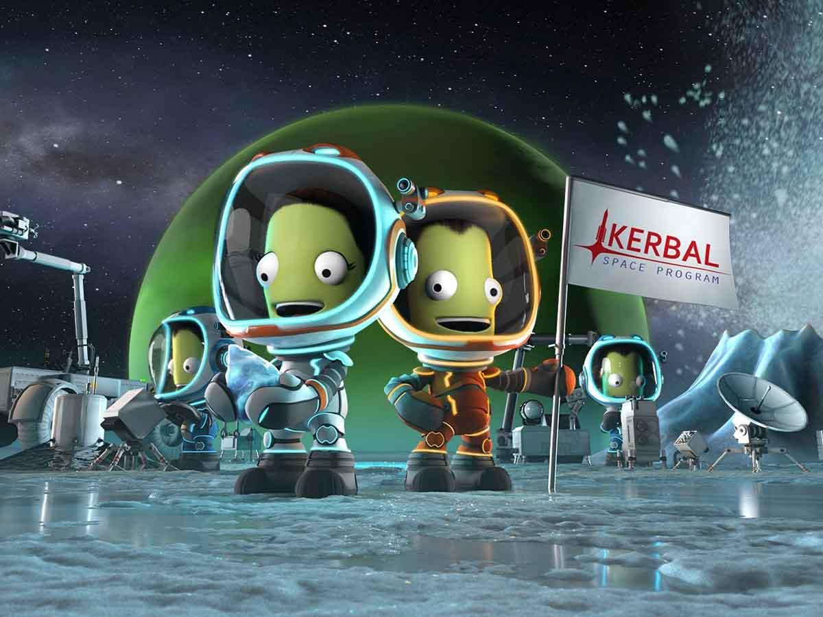 Kerbal Space Program 2 vuelve a retrasar su estreno hasta 2022