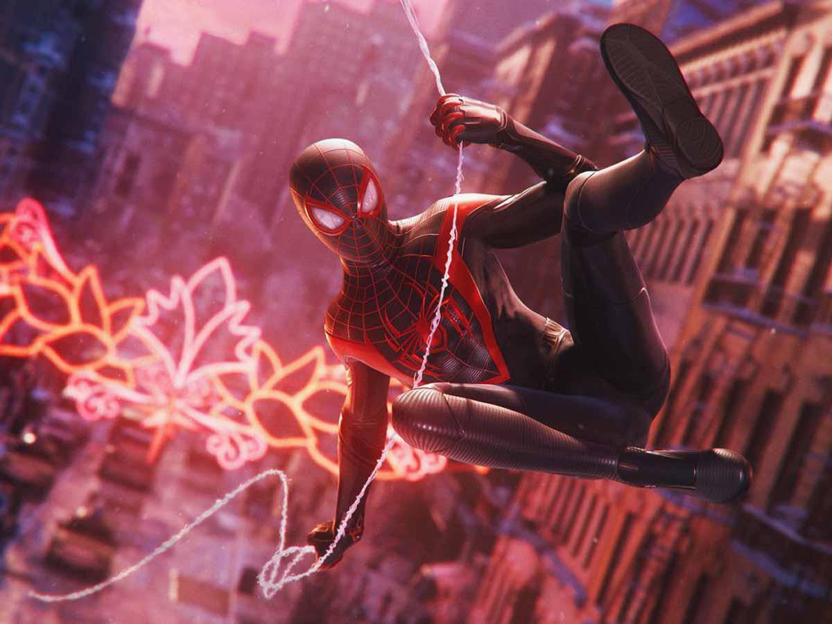 Insomniac avisa de los posibles spoilers de Spider-Man: Miles Morales