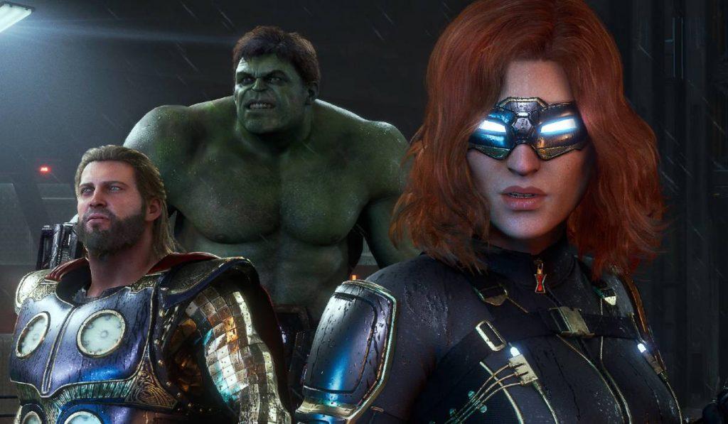Marvel's Avengers: ¿Veremos a Black Panther y War Machine?