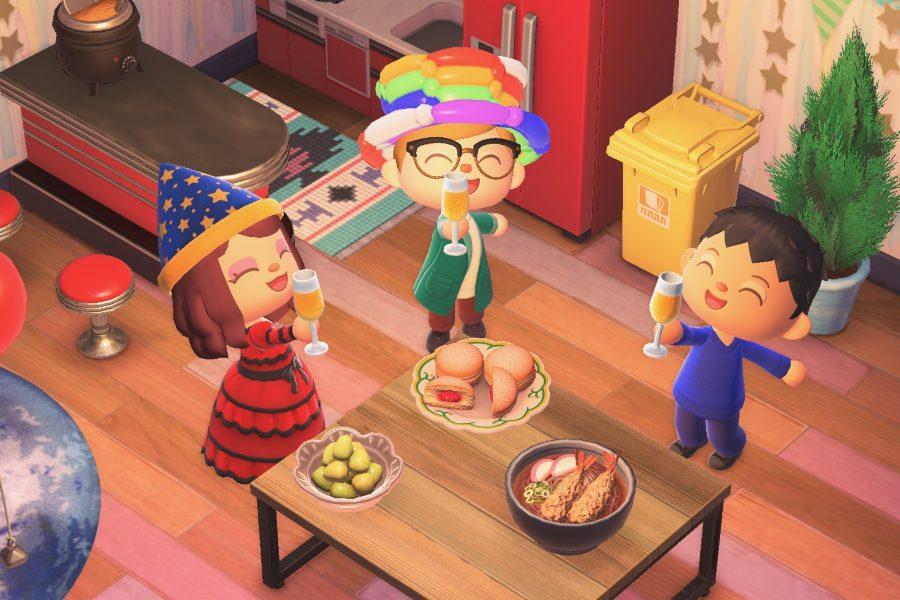 Ya puedes prepararte para el Año Nuevo en Animal Crossing