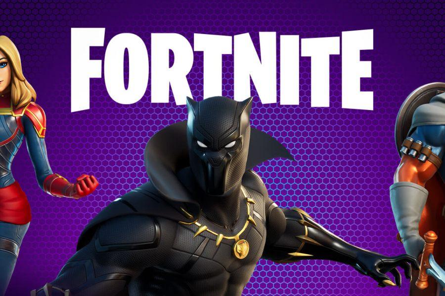 Fortnite: Ya está disponible la skin de Black Panther