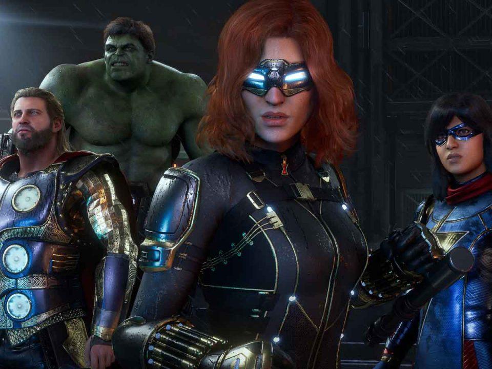Marvel's Avengers no cumplió con las expectativas de Square Enix