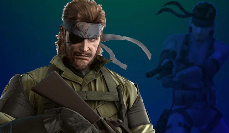 El remake de Metal Gear Solid podría estar cociéndose