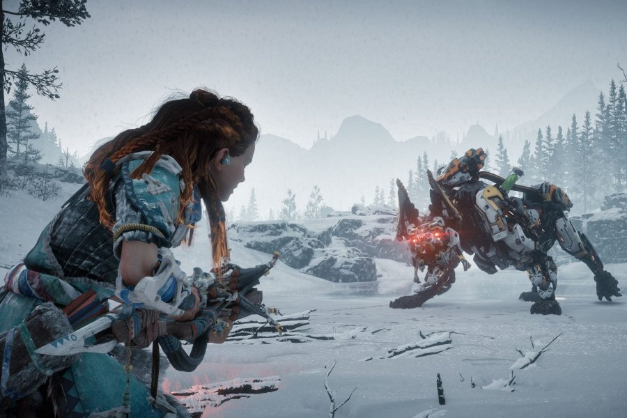 Horizon Zero Dawn: Las actualizaciones para PC disminuirán este año
