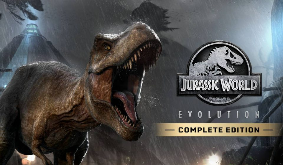 Jurassic World Evolution gratis en Epic Games Store