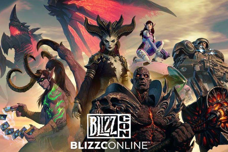 BlizzCon 2021: ¿Cómo seguir el evento online desde España?