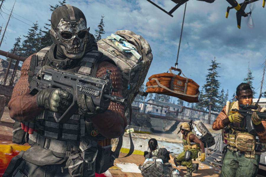 Sledgehammer Games desarrollara el próximo título de Call of Duty