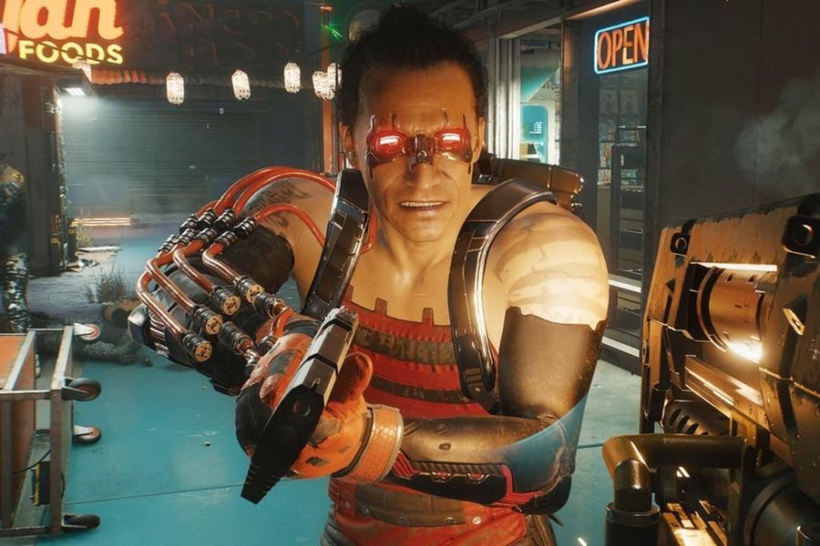 Cyberpunk 2077: La próxima actualización llegará pronto