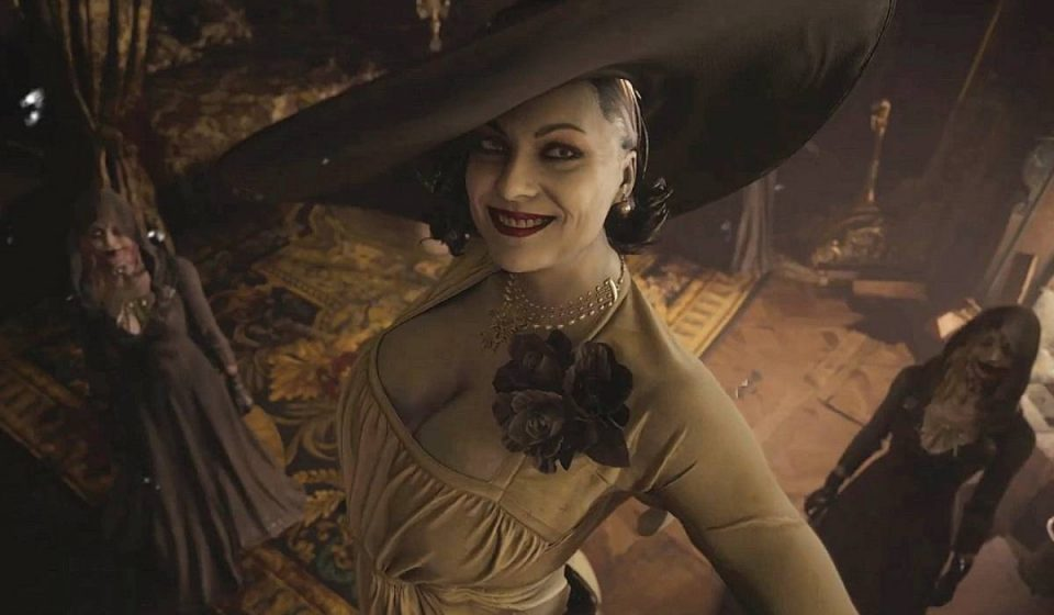 Resident Evil 8: ¿Cómo diseñó Capcom a Lady Dimitrescu?