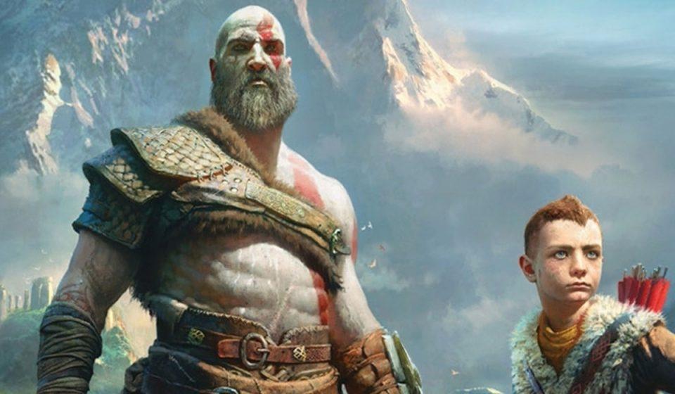 God of War se actualiza gratis en PS5 a 4K y 60fps