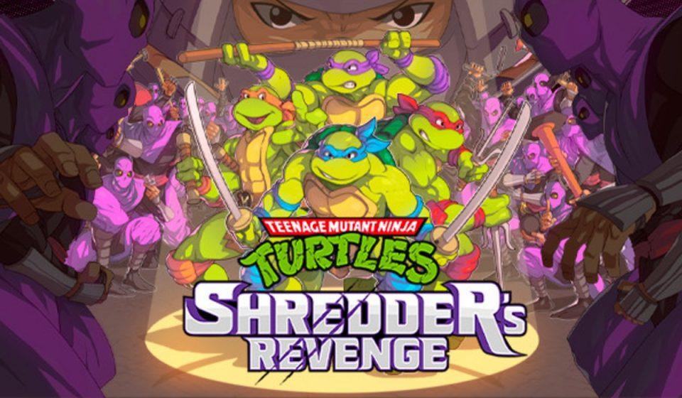 Se anunció Las Tortugas Ninja: Shredder's Revenge