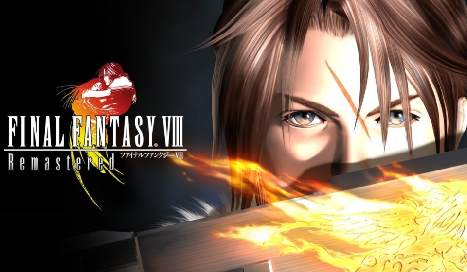 Final Fantasy 8 Remastered ya está disponible en iOS y Android