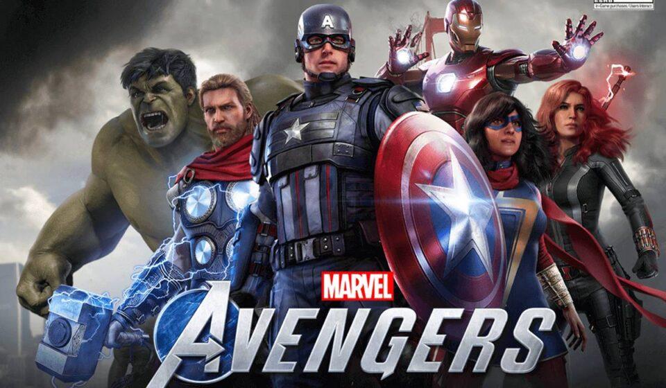 Marvel's Avengers: ¡Ya disponible en PS5 y Xbox Series X/S!