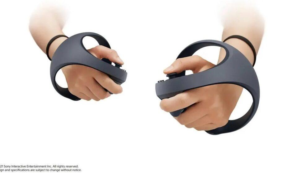 Así son los nuevos mandos de la realidad virtual de PlayStation 5