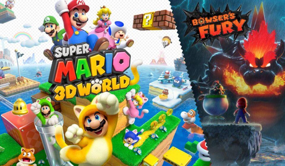 Super Mario 3D World: ¡Juego más vendido en España por cuarta semana consecutiva!