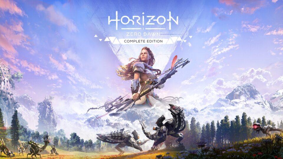 Horizon Zero Dawn: Complete Edition. ¡Gratis para PS5 y PS5!